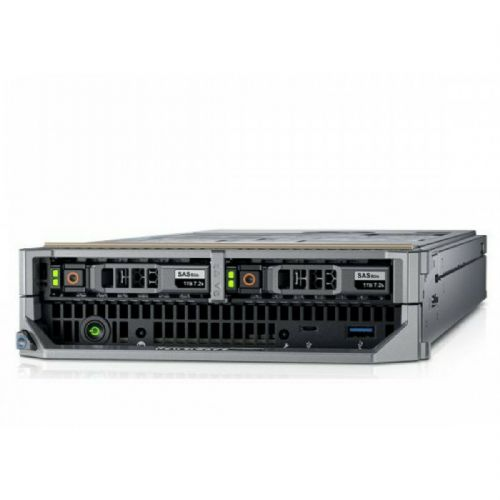 Dell PowerEdge M640 Blade Server 2x 8C Gold 6134 3.2Ghz 256GB Ram 2x 1.92TB SSD